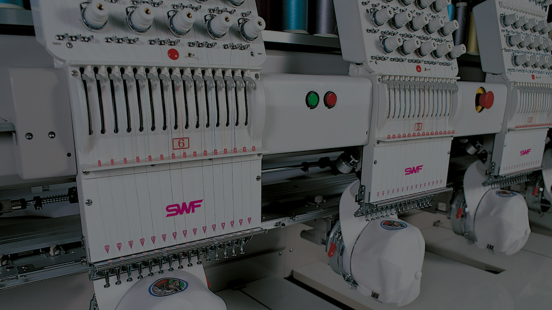 In the Embroidery Industry